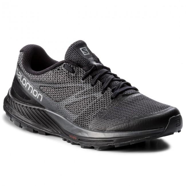Uomo Salomon Sense magnet 404871 W0 Sportive Trail Scarpe Black Running black Escape 27 45L3jAR