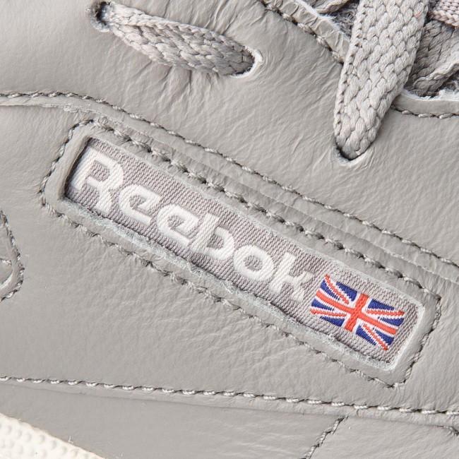 Reebok Sneakers chalk Uomo Mu Grey 85 Club C Tin Scarpe Cn3438 Basse 2WDIEH9Ye