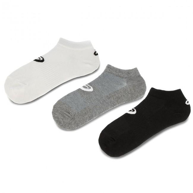 0701 Calzini 3ppk 155206 Set Sock 3 Unisex Donna Corti Tessili Ped Di Assorted Asics Accessori Paia wPZnOkNX80