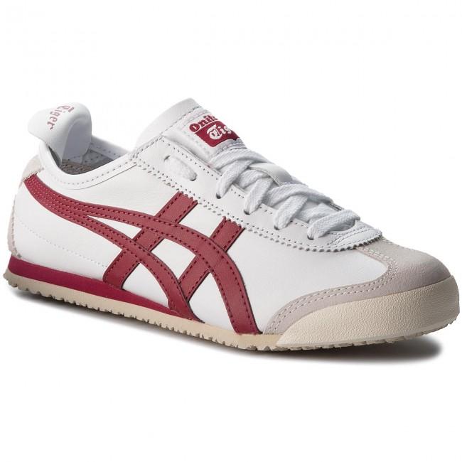 8bfd5e7f6e Sneakers ASICS - ONITSUKA TIGER Mexico 66 D4J2L White/Burgundy 0125