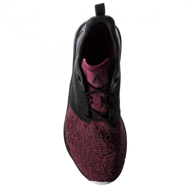 Scarpe Reebok - Print Run 3.0 CN4912 Berry/Coal/White - Fitness - Scarpe sportive - Donna