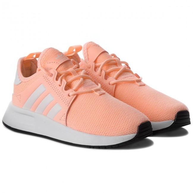 Scarpe adidas - X_Plr C B37823 Cleora/Ftwwht/Ftwwht - Stringate - Scarpe basse - Bambina - Bambino