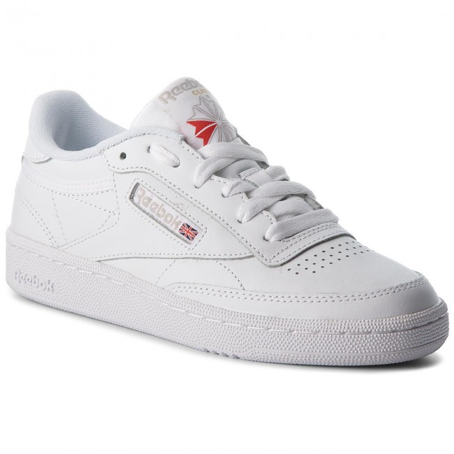 Scarpe Reebok - Club C 85 BS7685 White/Light Grey