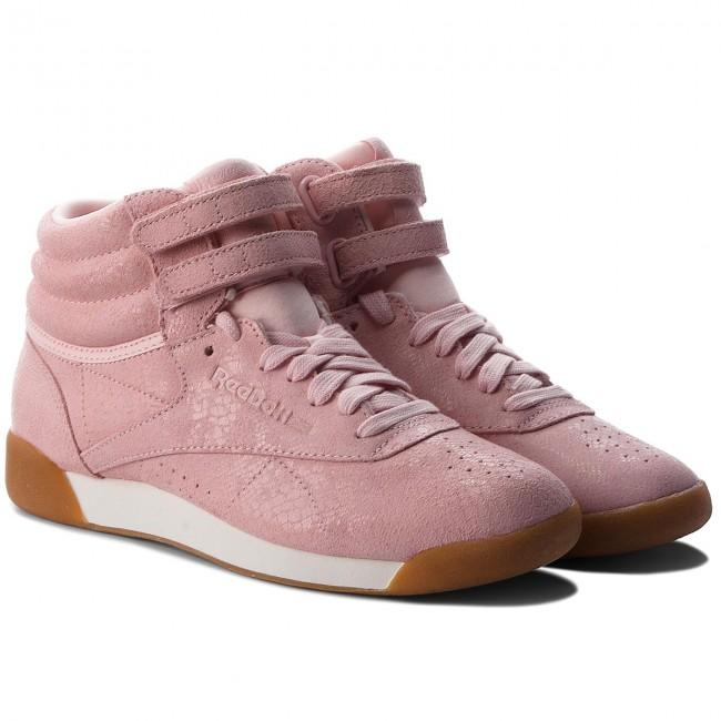 Scarpe Reebok - F/S Hi CN3822 Practical Pink/Chalk - Sneakers - Scarpe basse - Donna