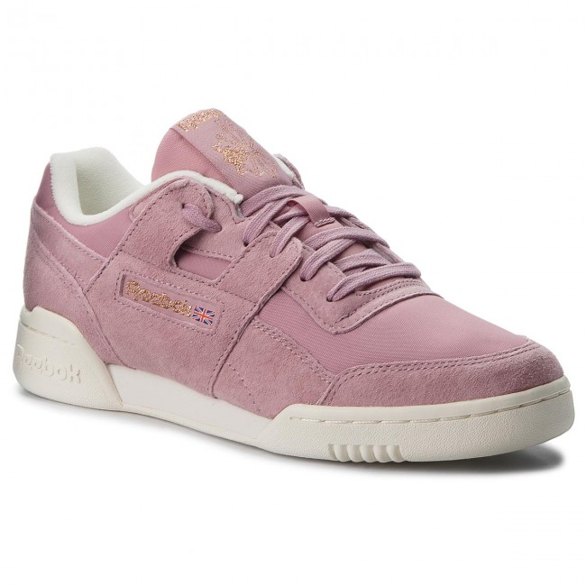 Infused rose Reebok Lo Plus Scarpe Basse chalk Donna Workout Lilac Cn4623 Sneakers R35LcAj4q
