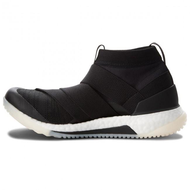 Scarpe adidas - PureBoost X Trainer 3.0 Ll AP9874 Cblack/Crywht/Carbon - Fitness - Scarpe sportive - Donna