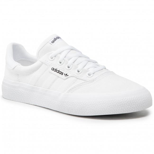 Scarpe adidas - 3Mc B22705 Ftwwht/Ftwwht/Goldmt