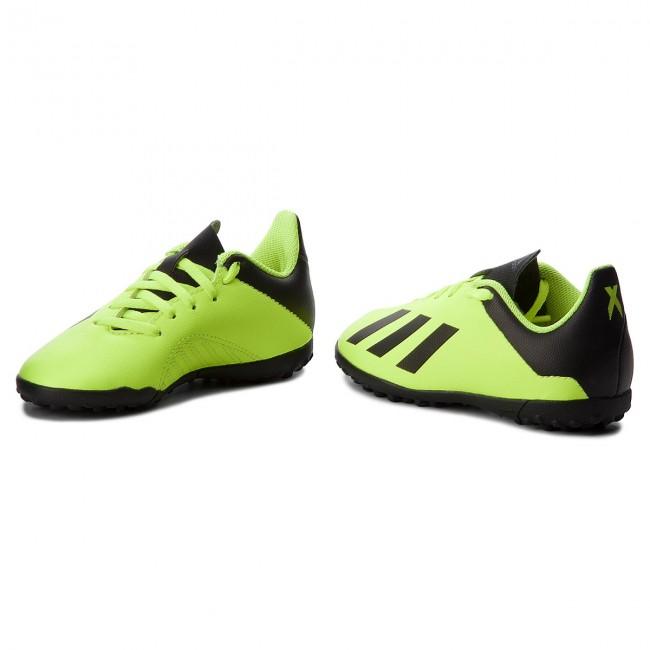 Scarpe calcetto Adidas bambino X Tango 18.4 TF J DB2435
