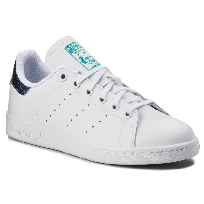Scarpe adidas Stan Smith J B37185 FtwwhtFtwwhtHiraqu