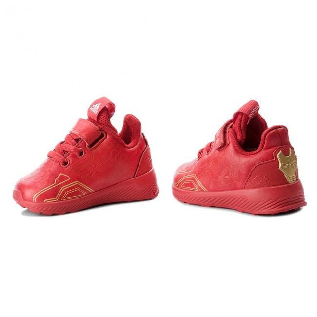 Adidas RAPIDARUN AVENGERS C Rosso