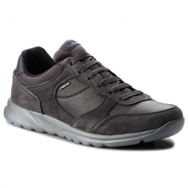 Sneakers GEOX U Damian A U740HA 022ME C9004 Anthracite