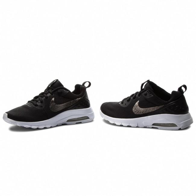 Nike Air Max Motion LW Prem Dark GreyBlack, Nero (Nero