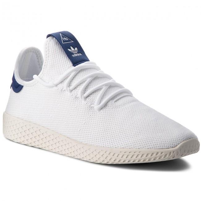 Scarpe adidas - Pw Tennis Hu W DB2559 Ftwwht/Ftwwht/Cwhite