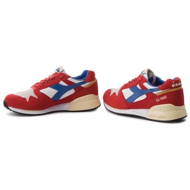 Sneakers DIADORA I.C. 4000 Premium 501.170945 01 C6577 Pompeian RedNautical BlVanil