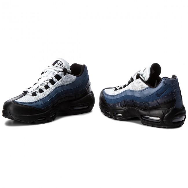 Scarpe NIKE Air Max 95 Essential 749766 028 BlackObsidianNavy Blue