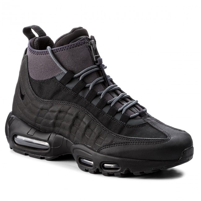 Scarpe NIKE Air Max 95 Sneakerboot 806809 001 BlackBlackAnthraciteWhite