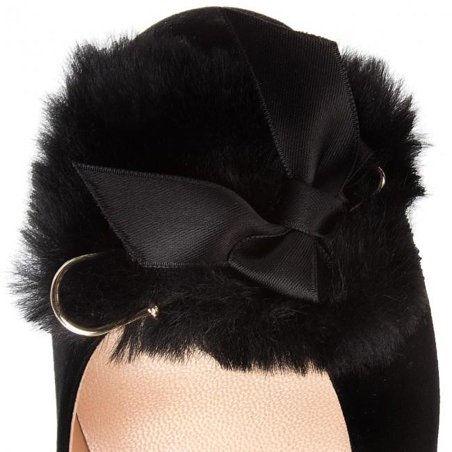 Högl 101092 Ballerine 6 0101 Scarpe Black Basse Donna b76gyYfv