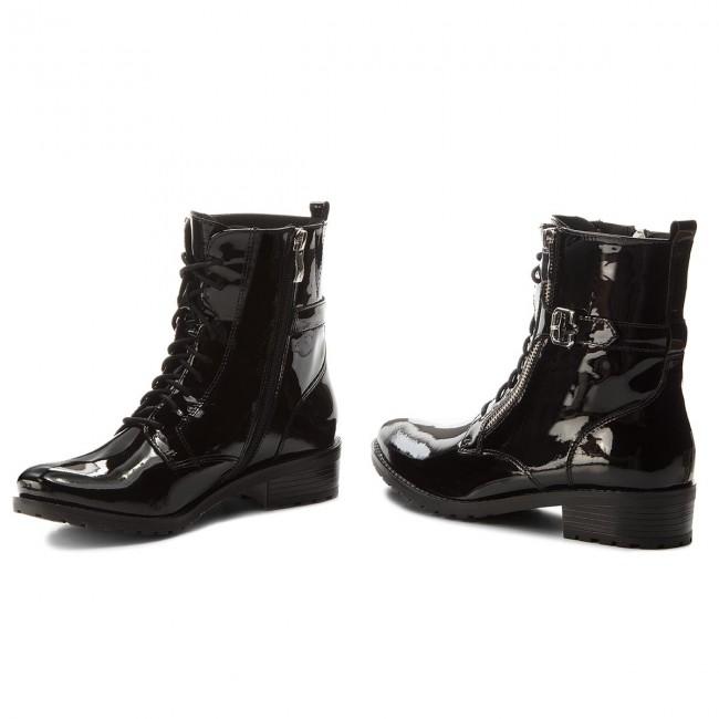 Black Caprice 018 9 25100 Altri Donna 21 Tronchetti Patent Stivali E TlJcFK1