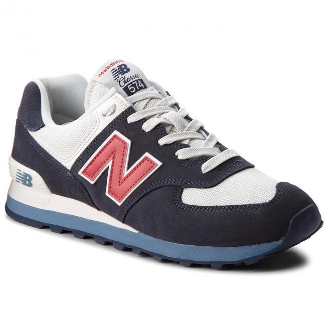 Sneakers NEW BALANCE ML574ESC Blu scuro
