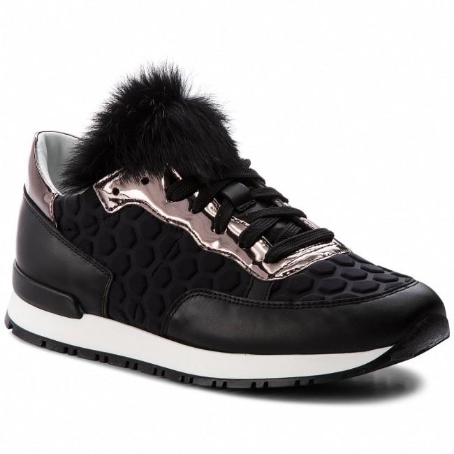 e889c323304d1e Sneakers POLLINI - SA15022G16T1700A Six/Vit/Lp.Ne/Pu.Ac - Sneakers - Scarpe  basse - Donna - escarpe.it