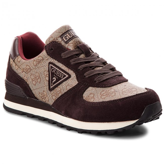 Sneakers GUESS FMCRL 3FAL12 BEIGE
