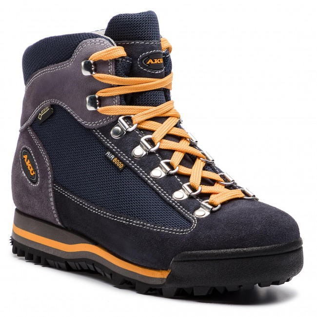 Scarpe da trekking AKU - Ultralight Micro Gtx GORE-TEX 365.10 Blue/Apricot 138