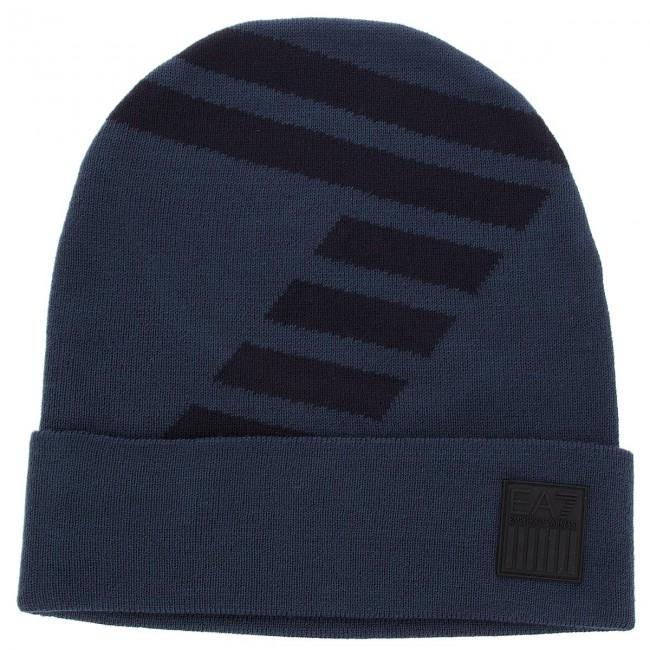 Navy 275809 8a304 Cappelli Emporio Ea7 Tessili Accessori Uomo Cappello Blue Armani 06935 SpGqUVLzM