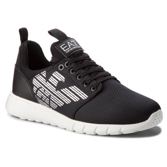 size 40 36066 c6fbe Sneakers EA7 EMPORIO ARMANI - X8X007 XCC02 00002 Black