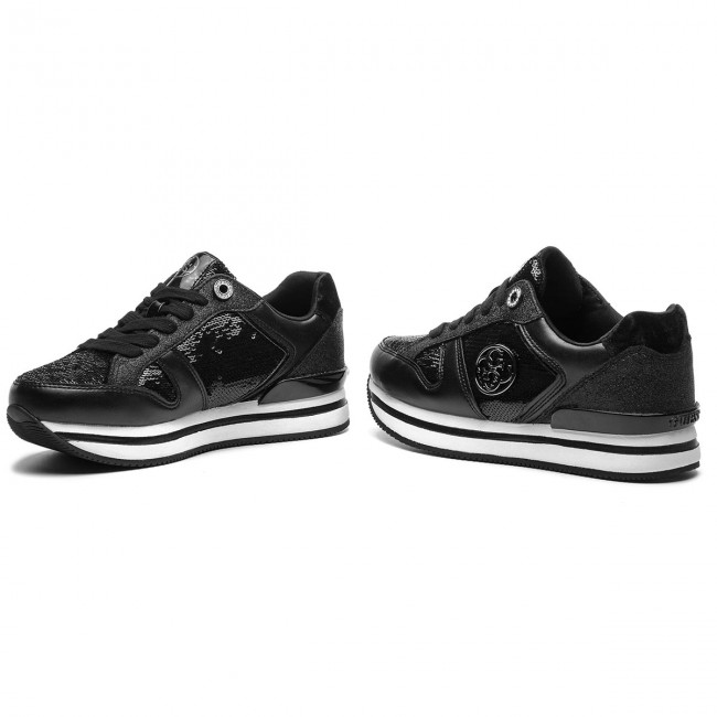 Guess Sneakers Donna FLDA54 FAB12 Blk