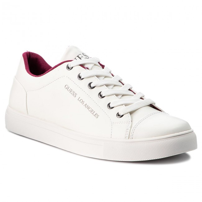 7c591aec6a Sneakers GUESS - FMLSS4 ELE12 WHITE
