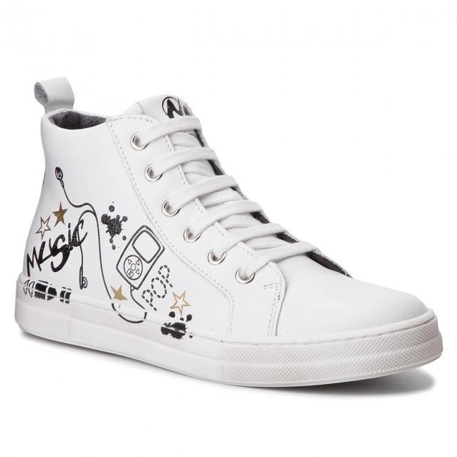 Sneakers NATURINO Twist 0012501612.01.0N01 S Bianco