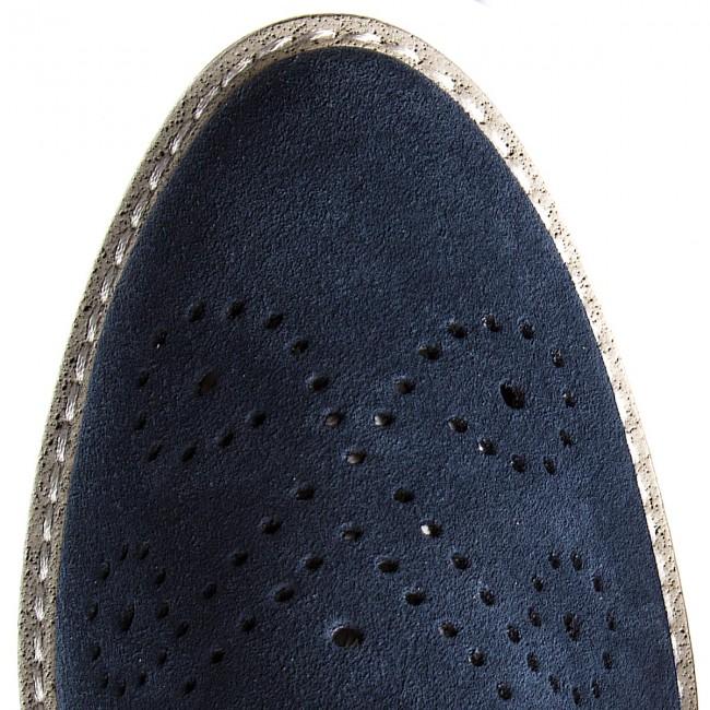 Navy Basse Donna Marco Tozzi Francesina Scarpe 30 Oxfords 2 805 23621 PkXZuOi
