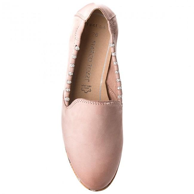 Donna 24212 20 Basse 2 521 Loafers Rose Marco Scarpe Tozzi fYb6gv7y