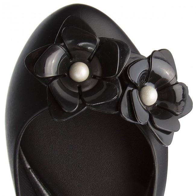 Bb285001 02064 01003 Scarpe Basse Fem 82529 Black Zaxy Ballerine Donna Flower MSUzVqp