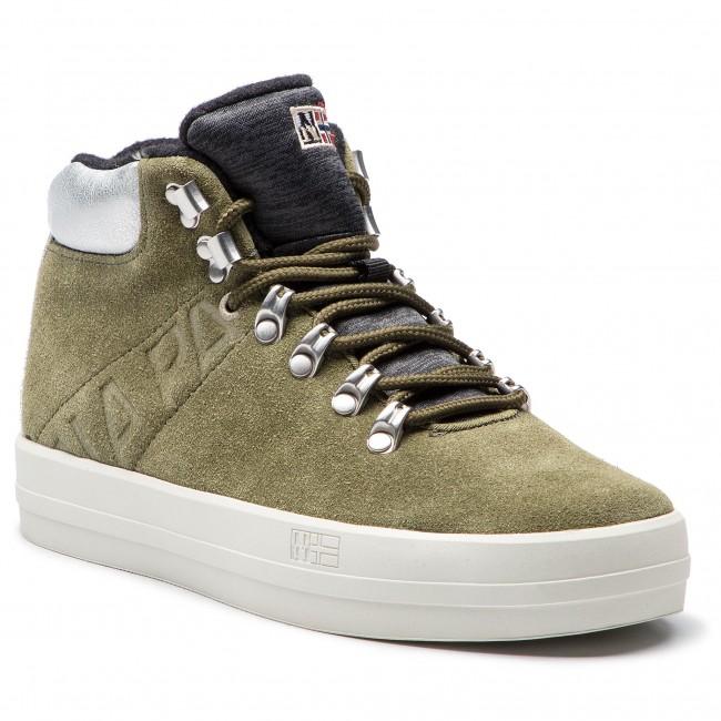 Sneakers NAPAPIJRI - Dahlia 17733969 Green Musk N751