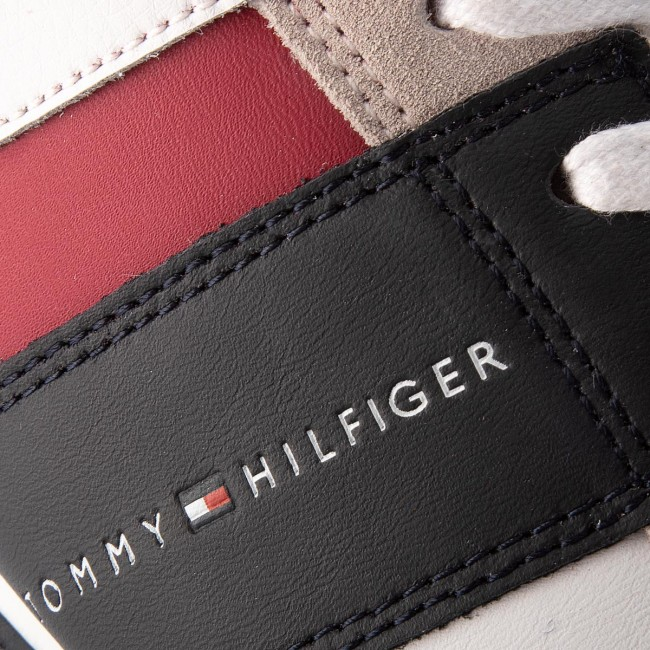 Sneakers TOMMY HILFIGER Corporate Material M FM0FM01778 Midnight 403