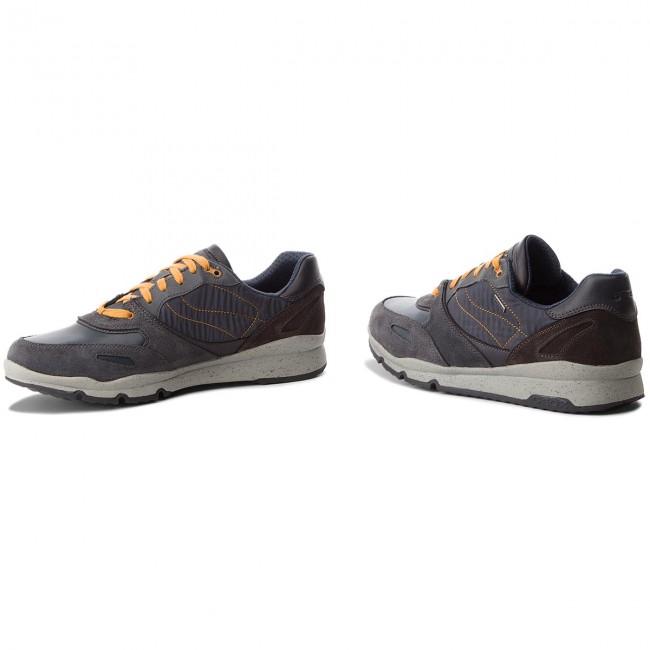 Sneakers GEOX U Sandford B U44S7A 022FU C4322 Dk Jeans
