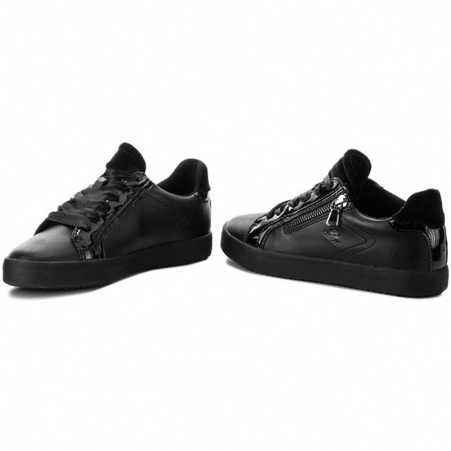 Sneakers GEOX D Blomiee B D826HB 05402 C9999 Black