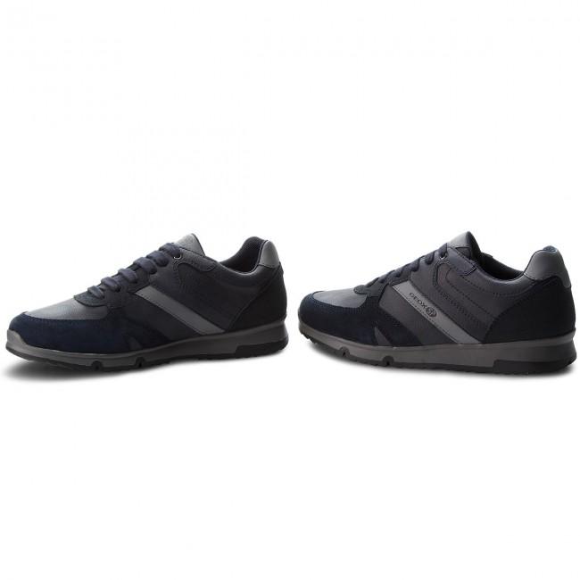 Sneakers GEOX U Wilmer B U823XB 0ME22 C4064 Navy