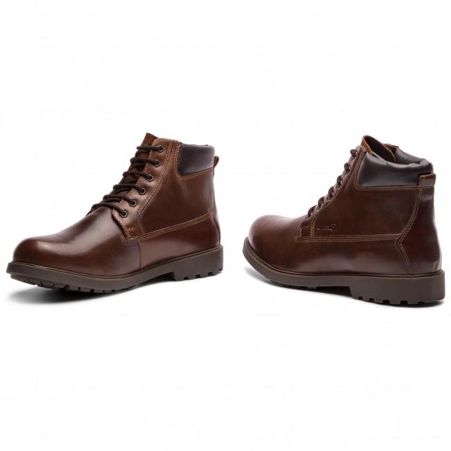 Stivali GEOX U Rhadalf F U845HF 00045 C0013 Brown