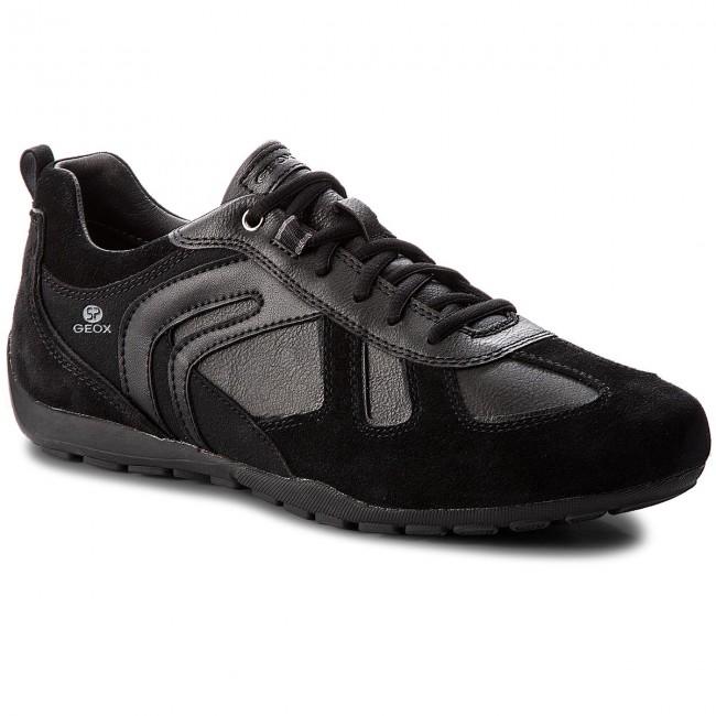 Sneakers GEOX U Ravex A U843FA 022ME C9999 Black