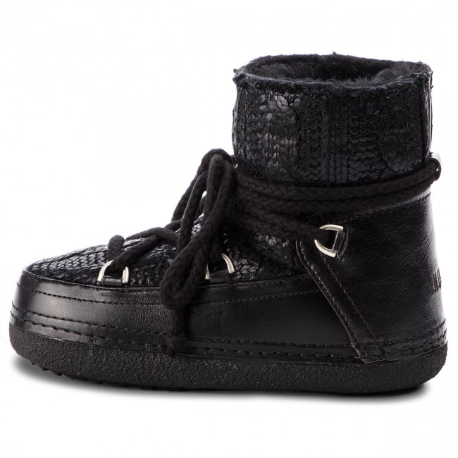 Donna Galway E Da Black Stivali 70101 Altri Neve Scarpe 10 Inuikii Boot 54AL3Rj