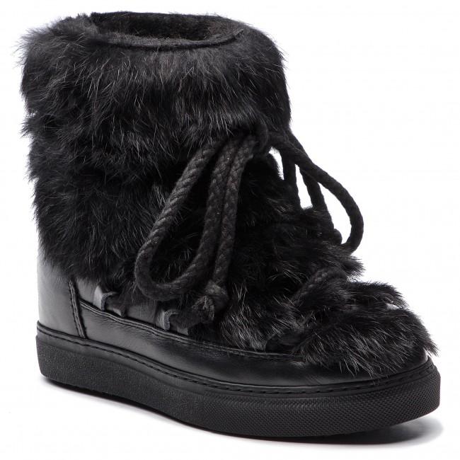 Scarpe INUIKII Sneaker Rabbit 70203 9 W Black