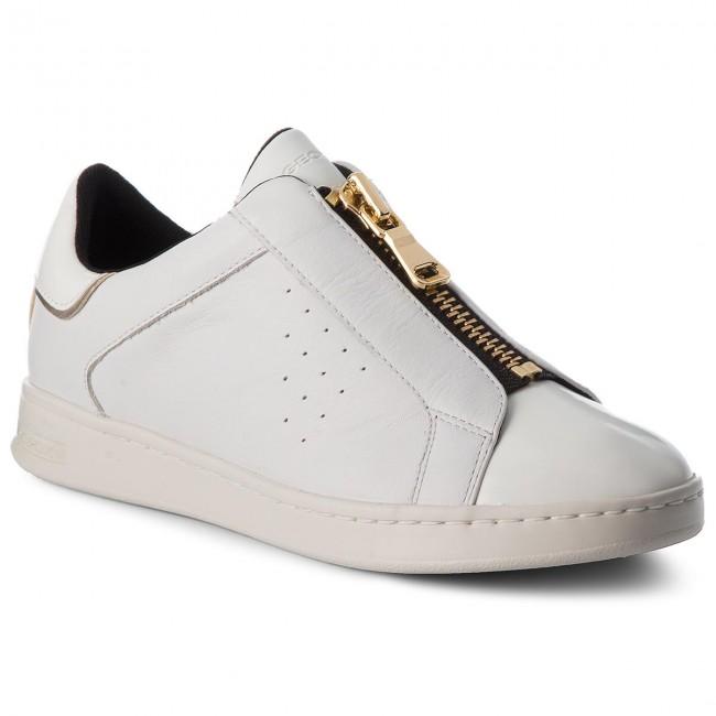 Sneakers GEOX D Jaysen A D841BA 08554 C1000 White