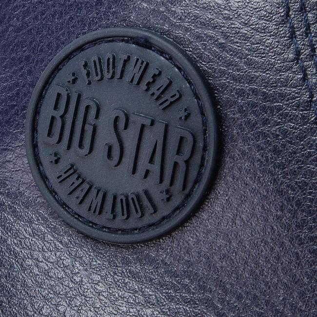 Scarpe da ginnastica BIG STAR - BB274755 Navy - Scarpe da ginnastica - Scarpe basse - Donna