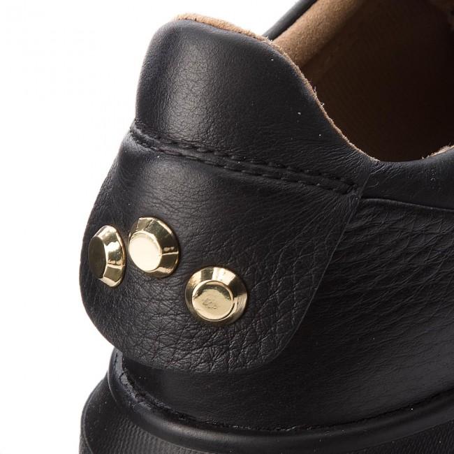 Sneakers GEOX D Rubidia A D84APA 00046 C9999 Black