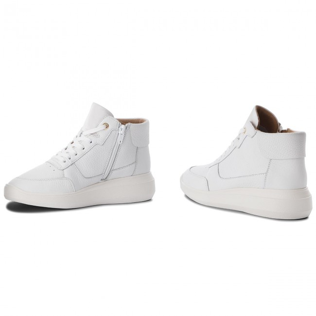 Sneakers Donna Geox D Rubidia B D84apb Bianco | Online