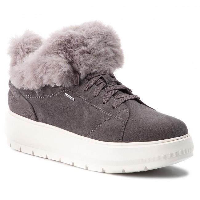 Sneakers GEOX D Kaula B Abx A D84AWA 00022 C9002 Dk Grey