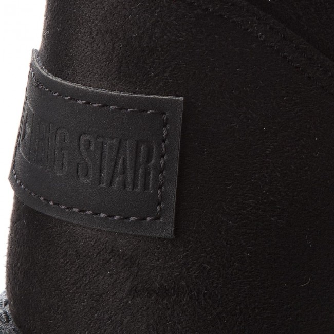 Scarpe BIG STAR - BB274760 Black - Tronchetti - Stivali e altri - Donna