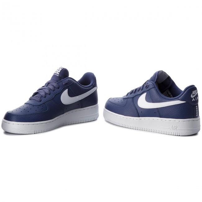 Nike Air Force 1 07 blue recallwhite ab 91,99
